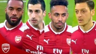 Video LMAO - Arsenal's Front Four ☠️ (Laca, Mkhi, Auba, Ozil) MP3, 3GP, MP4, WEBM, AVI, FLV November 2018