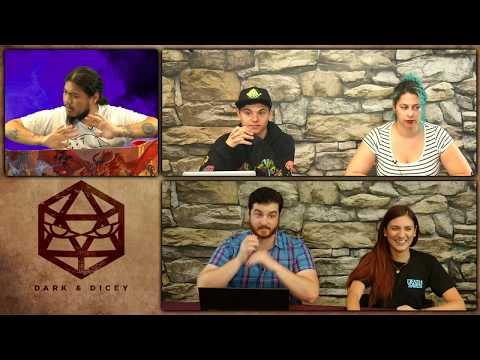 Episode 15 - Dark & Dicey