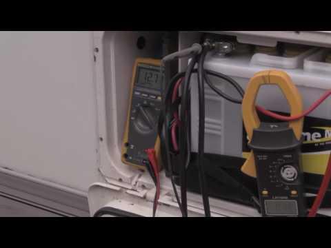Fast Caravan Battery Charging