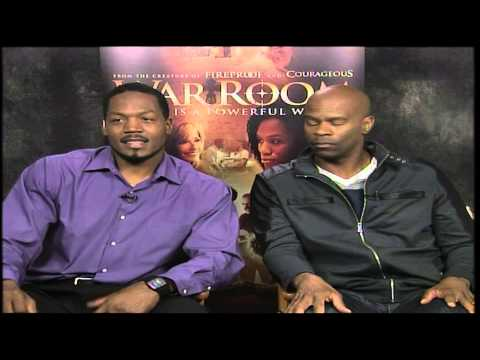 War Room Movie Interview With T.C. Stalling And Comedian Michael Jr.