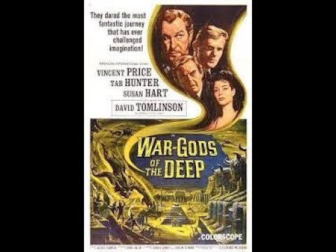 War-Gods of the Deep (1965) - Trailer HD 1080p