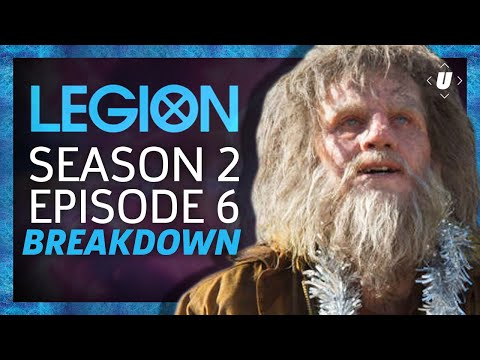 Legion Season 2: Episode 6 Breakdown! | Chapter 14