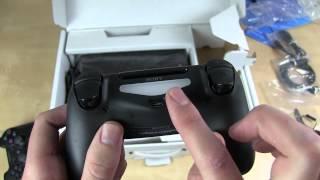 Sony Playstation 4 Unboxing - Deutsch / German mit Mpox
