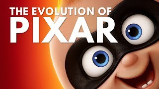 Video Evolution of Pixar Movies (Toy Story to Incredibles 2) MP3, 3GP, MP4, WEBM, AVI, FLV Maret 2019