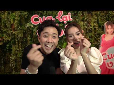 PHIM CUA LẠI VỢ BẦU | Trấn Thành & Lan Ngọc cặp đôi dễ thương nhất quả đất - Thời lượng: 61 giây.