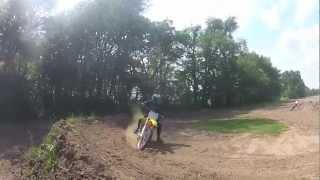 9. Yz250f Riding