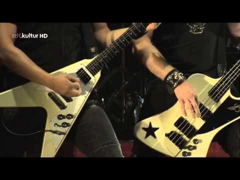 Edguy - Live In Wacken 2012