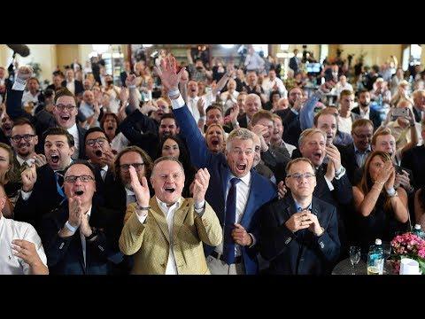 Die AfD hat die Linke als Regionalpartei Ost abgelöst