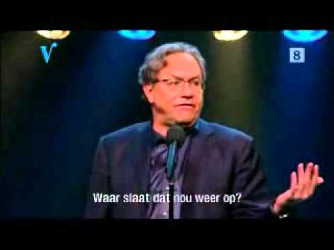 Lewis Black – Capitalism Greed Bankers and Bernie Madoff (Live in Amsterdam)