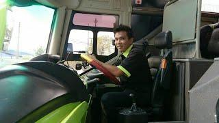 Video oh ternyata driver Truk Cabai skrg bawa bus Tronton Gunung Harta 015 MP3, 3GP, MP4, WEBM, AVI, FLV Agustus 2018
