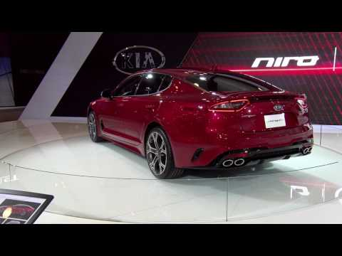 New York Auto Show 2017. Ultimate review