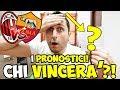 MONTELLA A RISCHIO?! MILAN-ROMA | I PRONOSTICI! [SERIE A GIORNATA 7]