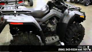 9. 2011 Can-Am Outlander 650 EFI XT  - RideNow Powersports P...