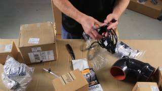 Edelbrock Supercharger for Camaro: Unboxing by Hot Rod Magazine