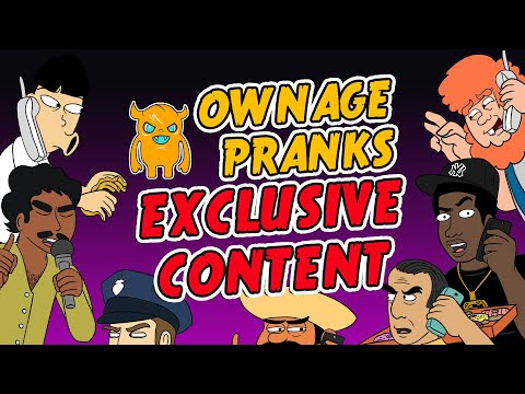 Animated Episode 0: The Next Chapter - Ownage Pranks