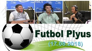 Video Футбол плюс (17.08.2018) MP3, 3GP, MP4, WEBM, AVI, FLV Agustus 2018