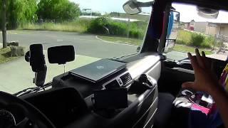 1. A kamionos. Tolatás kezdőknek. 1. rész