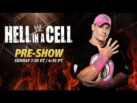 Video WWE Hell in a Cell 2012 - Pre-Show download in MP3, 3GP, MP4, WEBM, AVI, FLV January 2017