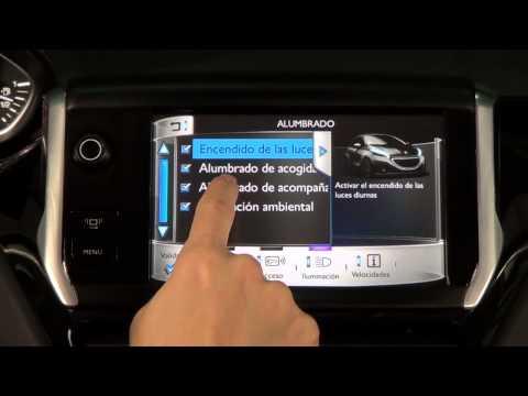 Peugeot 208 Multimedia  photos