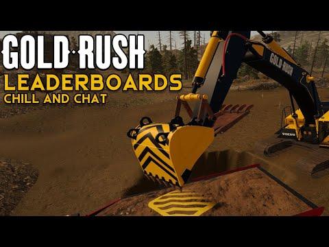 GOLD RUSH THE GAME Leader board Chill season 8 ep 6