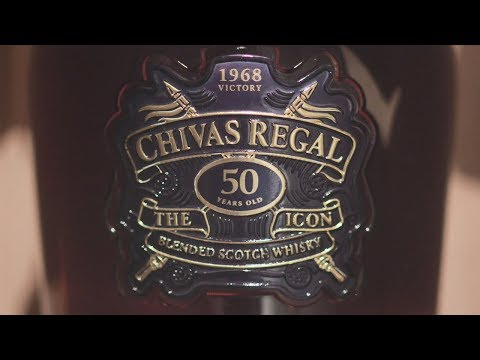 Toasting Manchester United's Legendary 1968 Football Victory with Chivas Regal