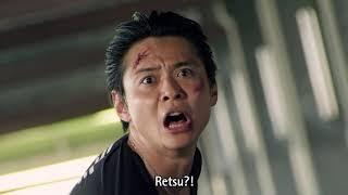 Uchuu Keiji Gavan vs  Tokusou Sentai Dekaranger Last Fight Scene