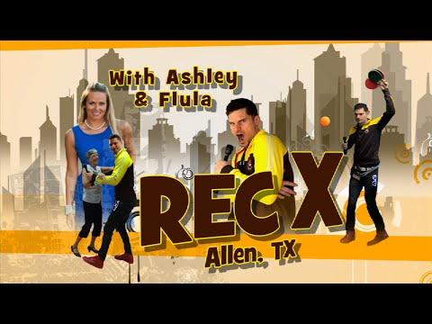 Rec X (f. Flula) - Allen Senior Recreation Center
