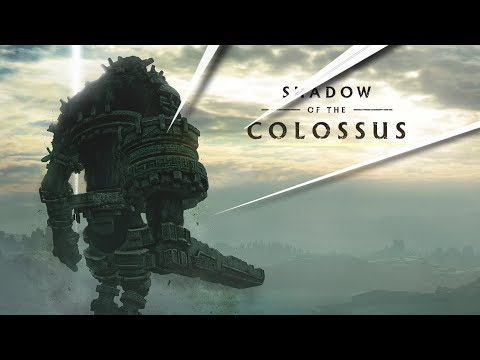SHADOW OF THE COLOSSUS [ОБЗОР]