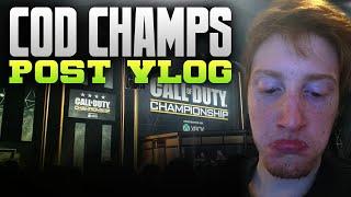 CoD Champs 2015 Post VLOG