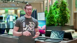 ThinkPad X1 Extreme Gen 2 In Action at Accelerate 2019