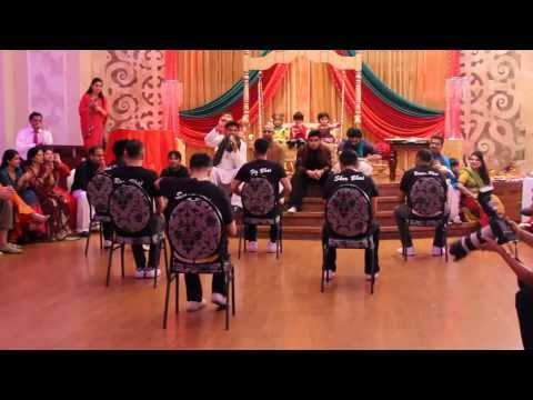 mehndi dance - The VIP boys are back again performing at Faisal and Anna's mehndi on August 21, 2013. Songs: 1.) Tum Hi Ho - Aashiqui 2 2.) Jugni - Nouman Khalid ft. Bilal ...