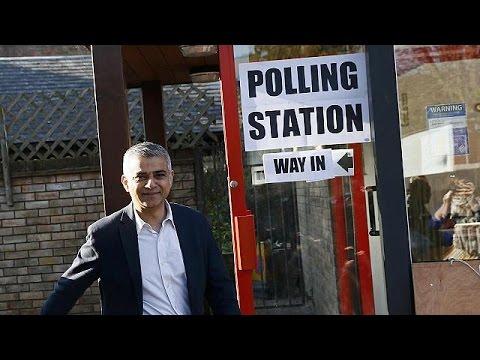 Ο Σαντίκ Καν είναι ο πρώτος μουσουλμάνος δήμαρχος του Λονδίνου