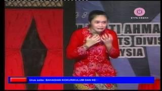 Pertandingan Drama Bahasa Inggeris SM Peringkat Kebangsaan 2015 Sesi Disk 04