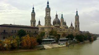 Zaragoza Spain  city images : Life in 2 minutes: Spain, Zaragoza 2014!
