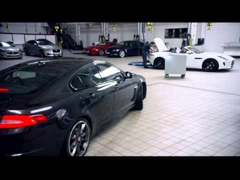 4 ans de garantie sur toutes les Jaguar Approved !