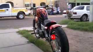 5. honda rebel 250 cc   bobber custom.