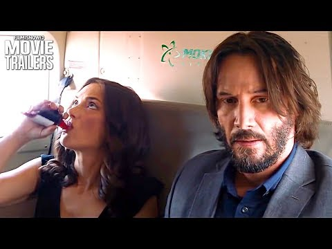 DESTINATION WEDDING Trailer NEW (2018) - Keanu Reeves & Winona Ryder Movie