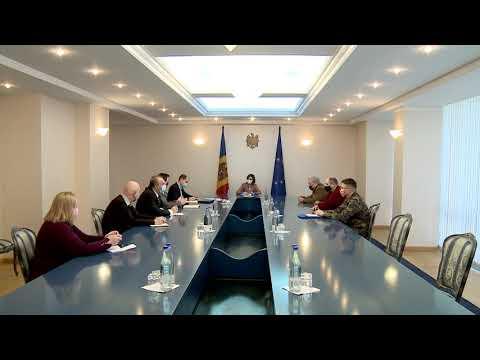 Președintele Maia Sandu a discutat problemele sectorului energetic