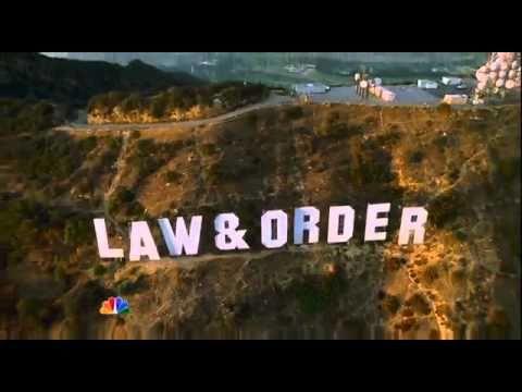 Law & Order: Los Angeles S1 Promo