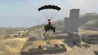 Battlefield 2 Stunts
