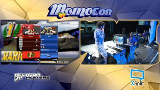 Momocon 2016- Ally (Mario) vs Lord Mix (Bowser)