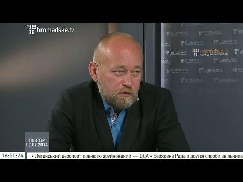 Интервью с генералом Рубаном, котрый освобождает пленных на Донбассе