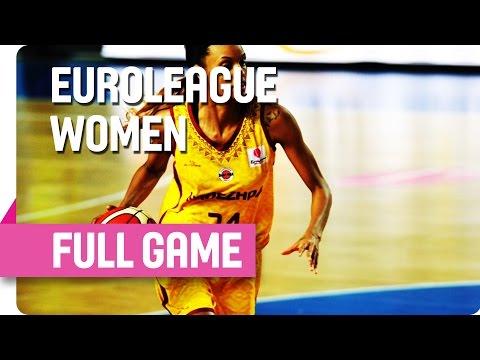 Nadezhda (RUS) v Castors Braine (BEL) - Live Stream - Group B - 2015-16 EuroLeague Women