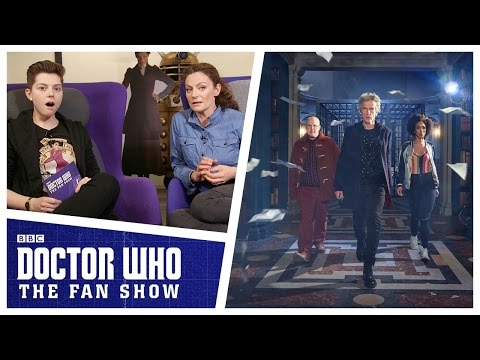 Doctor Who: The Fan Show – The Aftershow Ep 6