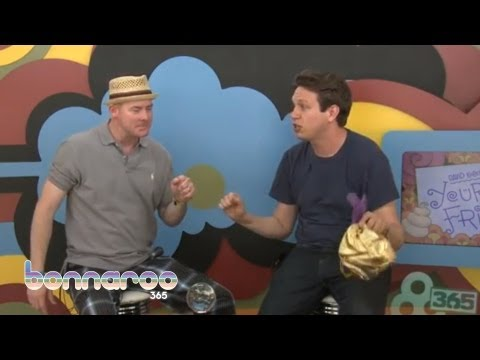 Pete Holmes - David Koechner Is Your Best Friend - Episode 1 | Bonnaroo365