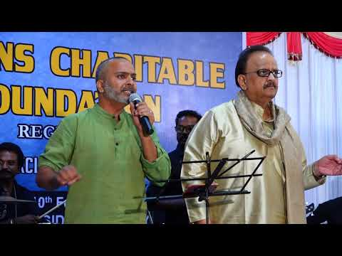 Video SPB Sing  Vannam Konda  at  Trichy download in MP3, 3GP, MP4, WEBM, AVI, FLV January 2017