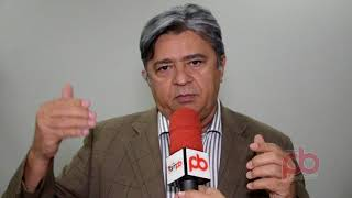 Aldeone fala do Seminário que debateu sobre Processo Legislativo com Dr. Washington Rocha em Sousa