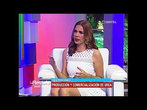 Ortiz afirma que en Brasil no existe registro de que Bolivia este exportando urea