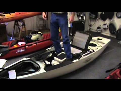 Hobie Mirage Pro Angler Overview with Steve Oxenford