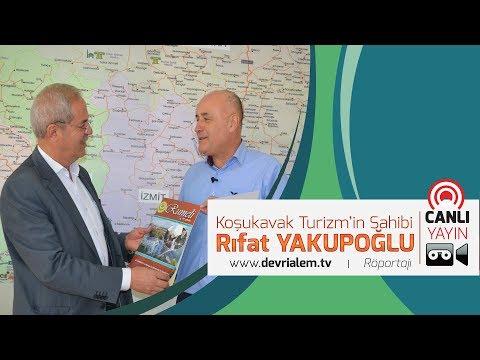 Rıfat Yakupoğlu canlı yayında